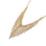 Brass Gold Plated Necklace