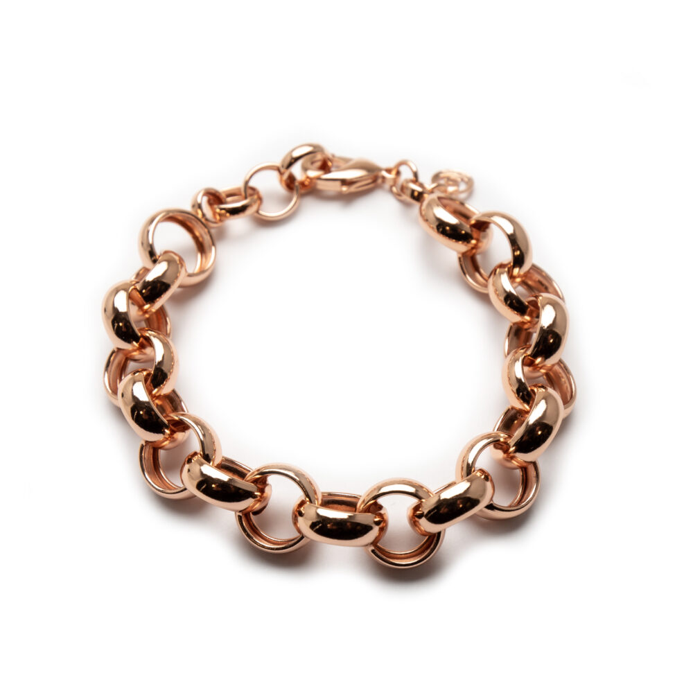 Brass Ros Egold Plated Bracelet