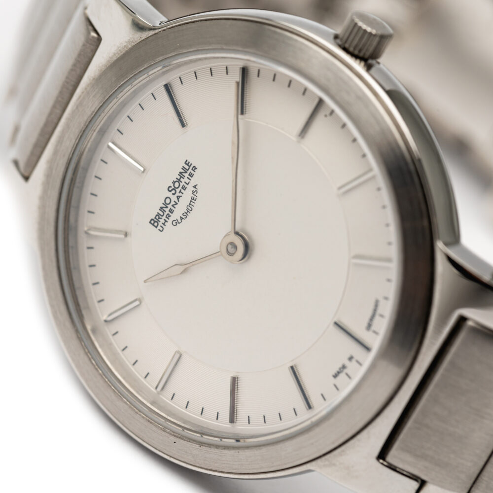 Ladies Steel Bruno Sohnle Watch.