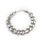 Ladies Steel Designed Bracelet.