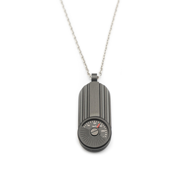 Men's Steel Necklace.
