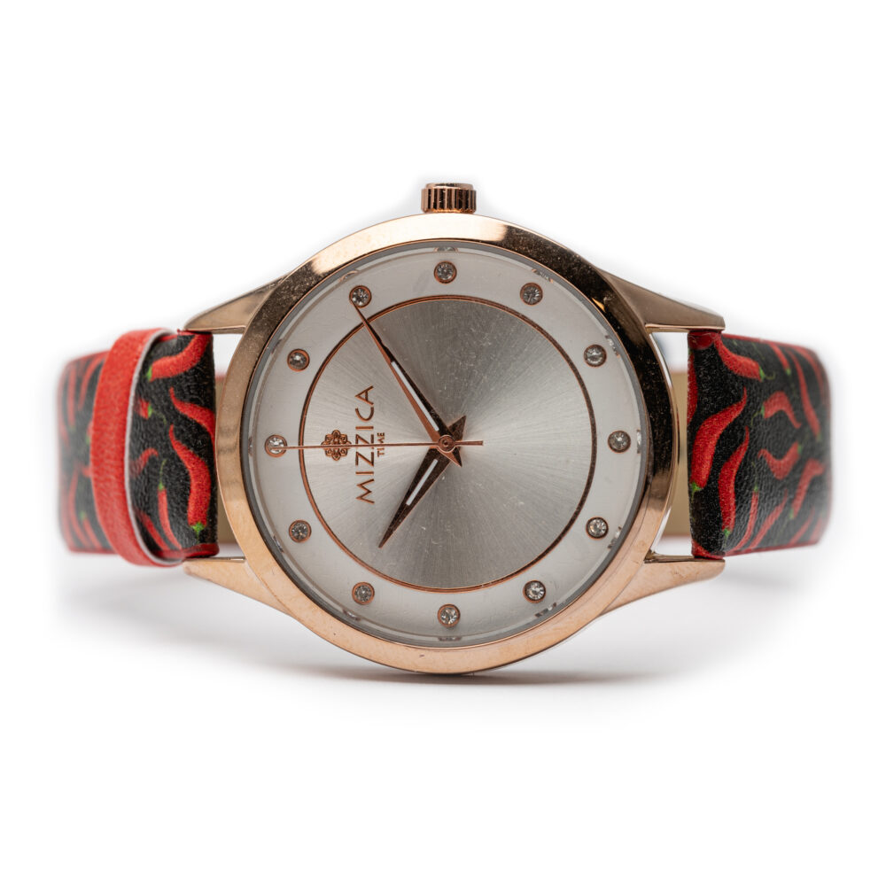 Colourful Designed Watch.