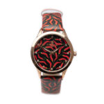 Colourful Designed Ladies Watch.