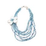 Ladies Long Designed Necklace.