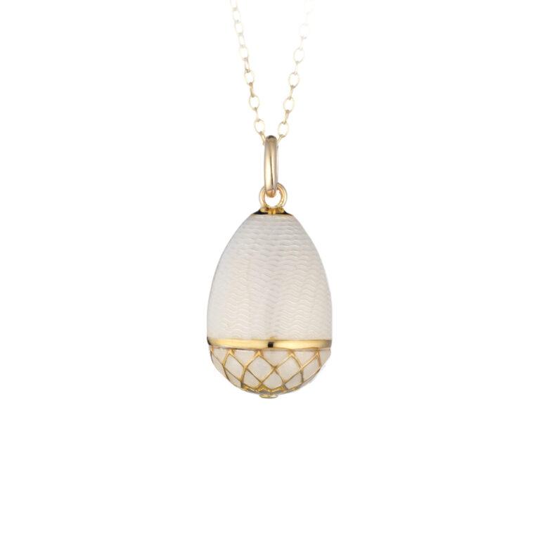 Tatiana Faberge Egg Pendant
