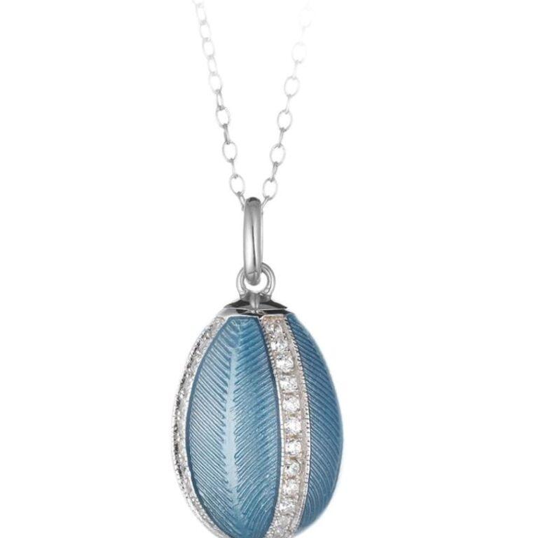 Tatiana Faberger Egg Pendant