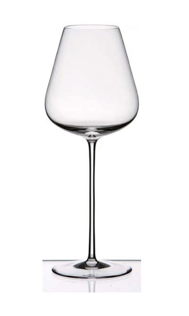 Domus Aurea White Wine Glasses H27cm